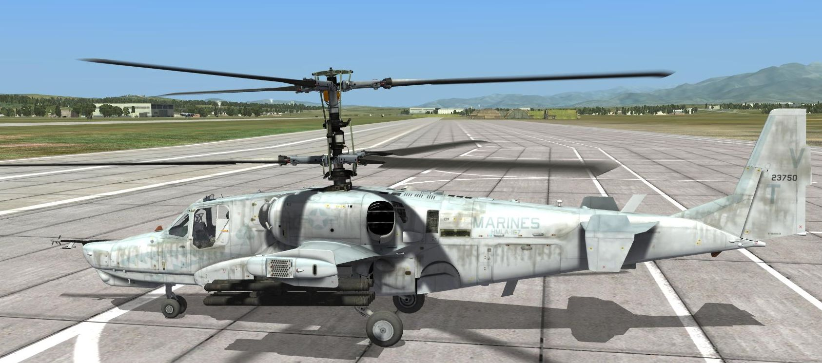 Ka-50 HMLA-167 [Fictional]