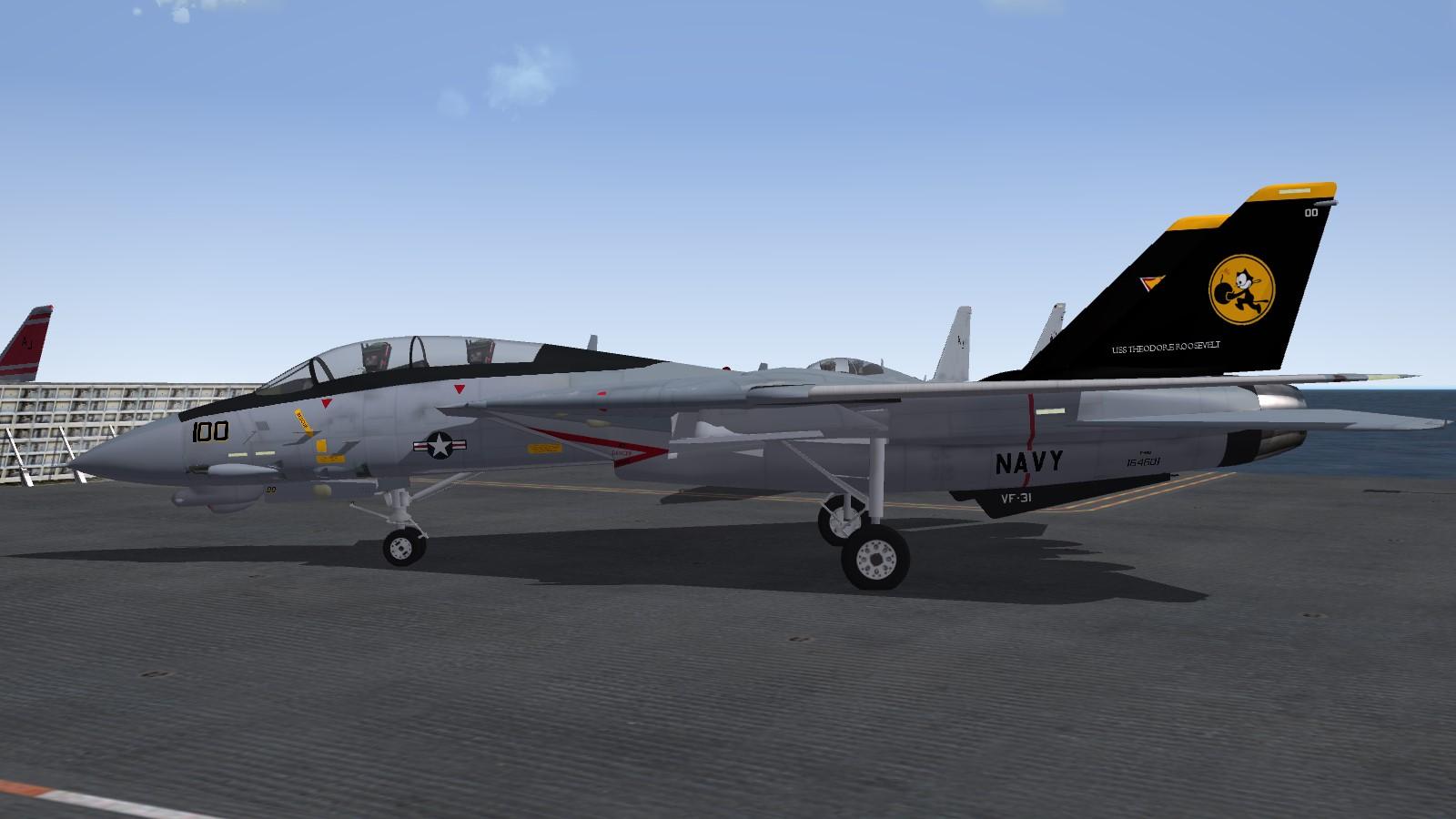 VF-31 Last Tomcat Cruise