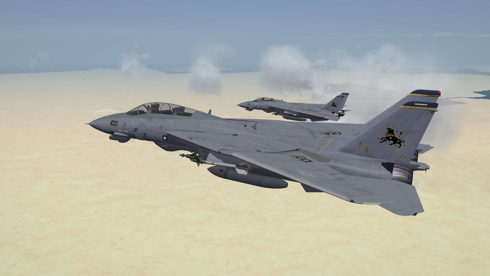 VF-213 Black Lions 2003