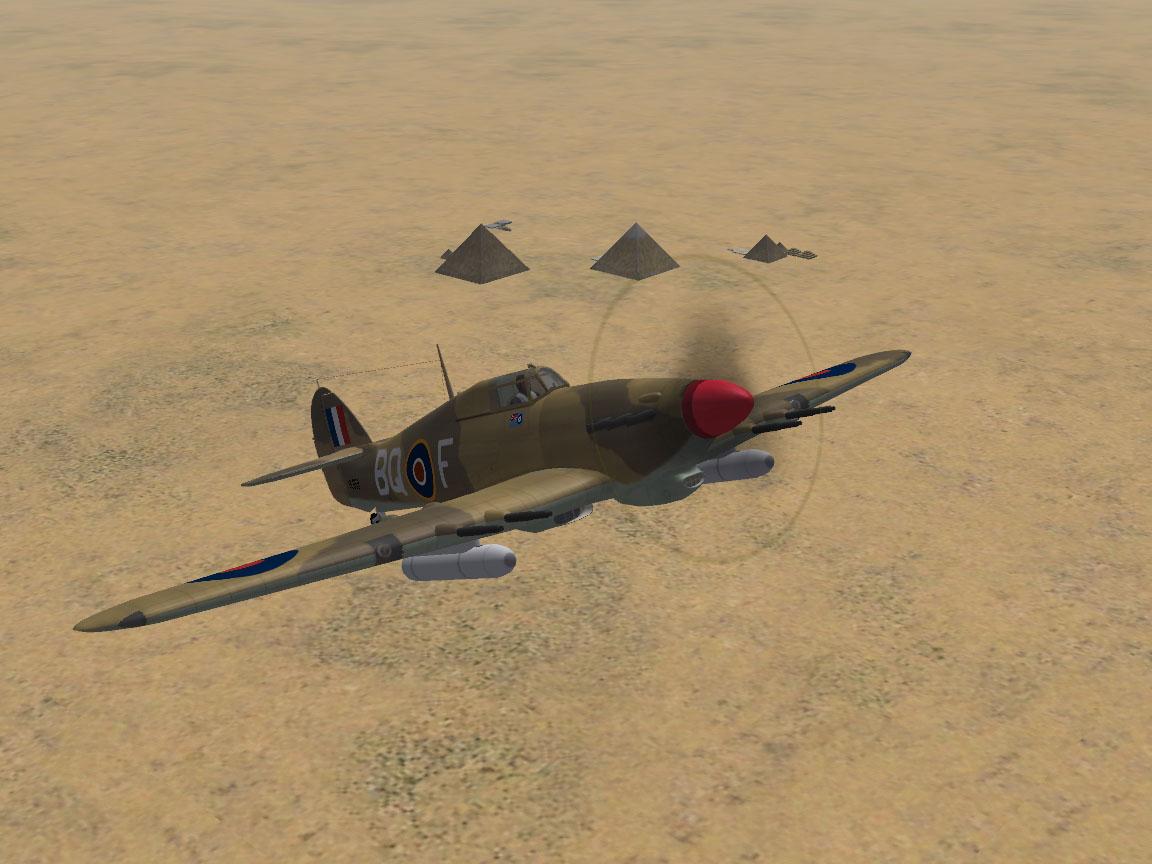 Hurricane Mk.IIc (Tropical) RAAF