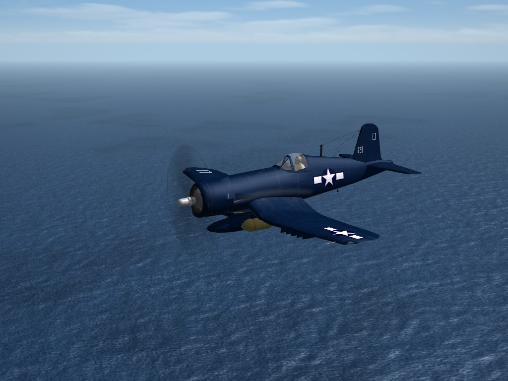 SF2 WW2 PTO F4U-4 Corsair Pak (TMF/MM) Ver.2