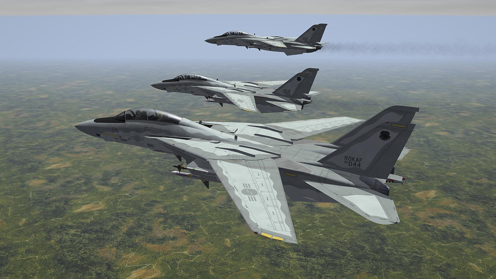 [Fictional] Grumman / KAI KF-14A2 Tomcat