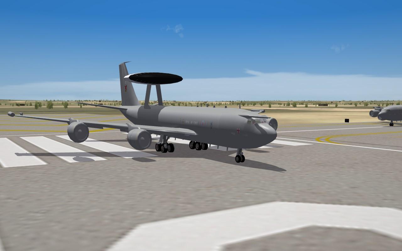 E-3D Sentry AEW1