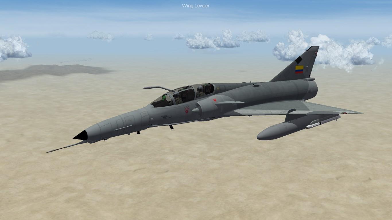 Atlas Cheetah D - Thirdwire: Strike Fighters 2 Series - File