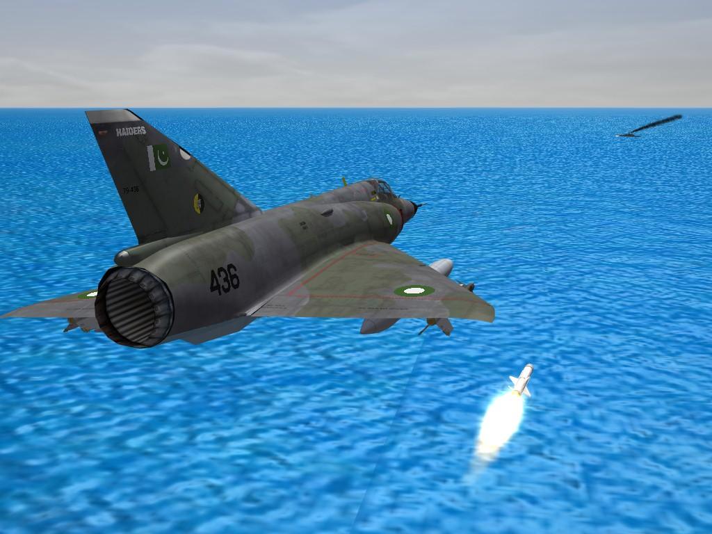 Mirage 5PA3