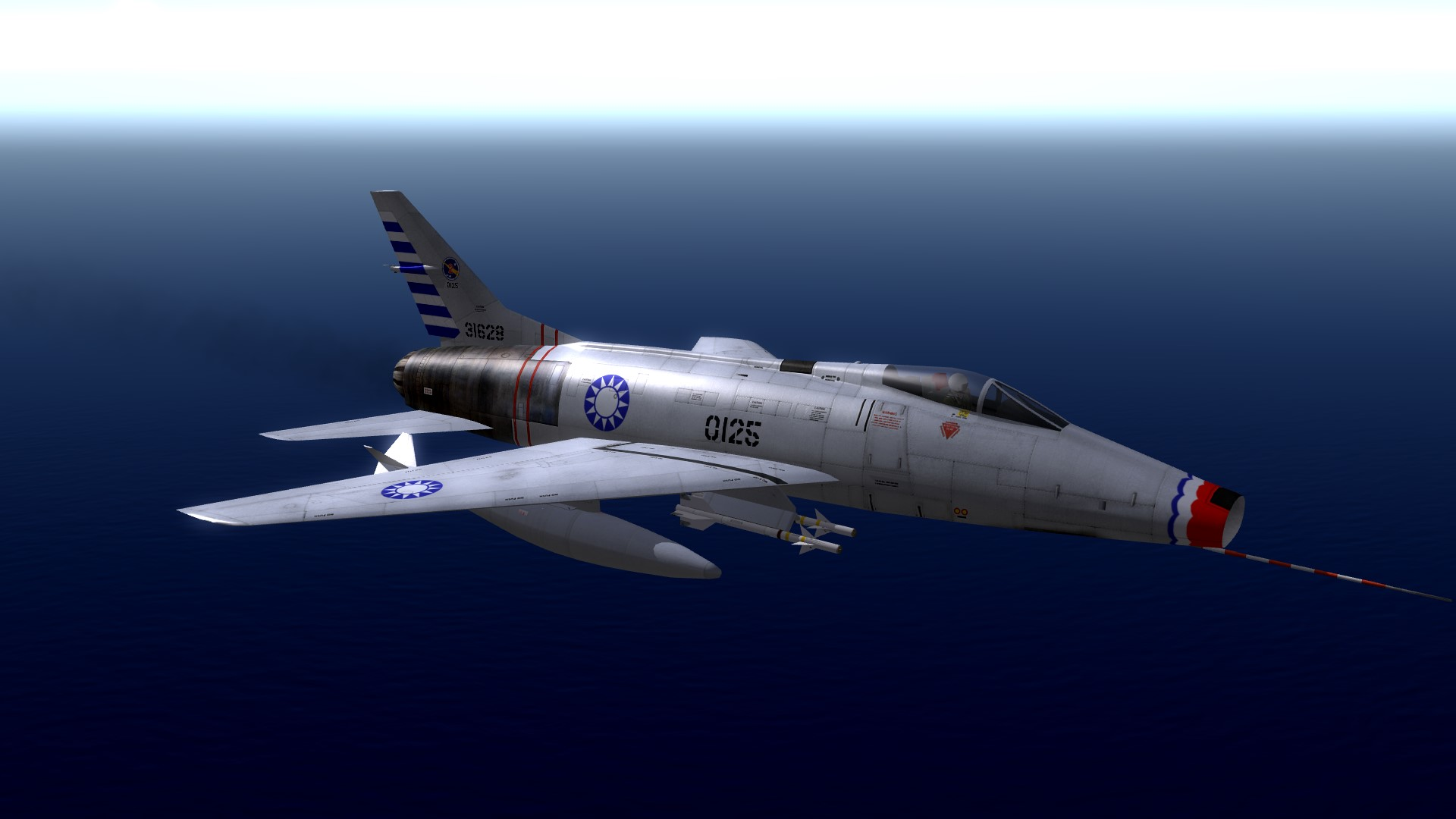 RoCAF F-100A; F-100AD; RF-100A
