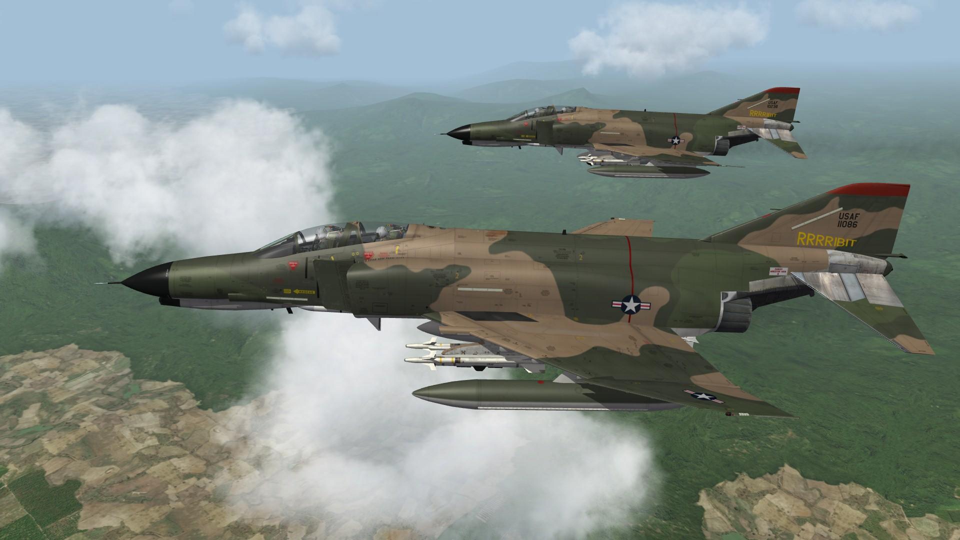 'Rivet Haste' F-4E USAF pack add-on