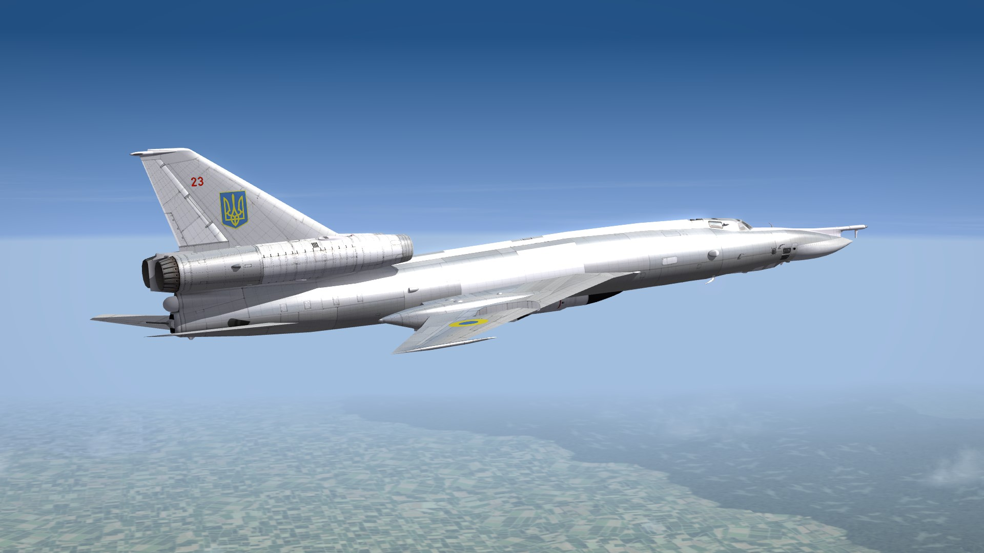 SF2NA Tu-22 Blinder Pack