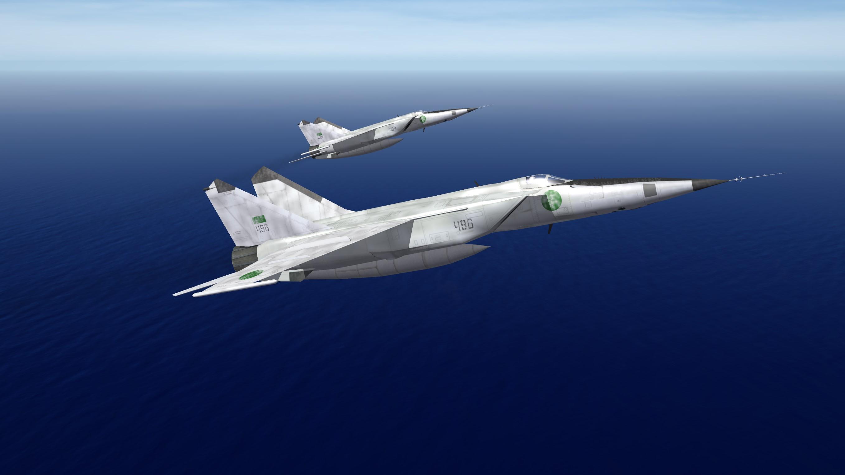 "MiG-25RB ""Foxbat-B"""