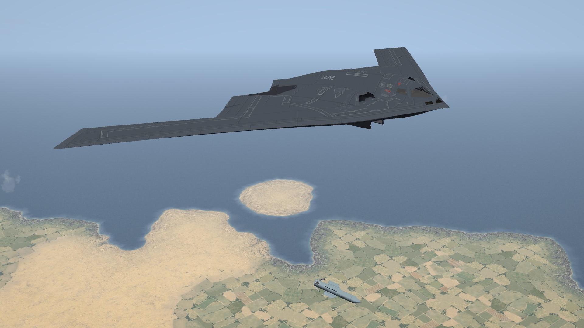 B-2A Spirit (Version 0.90)