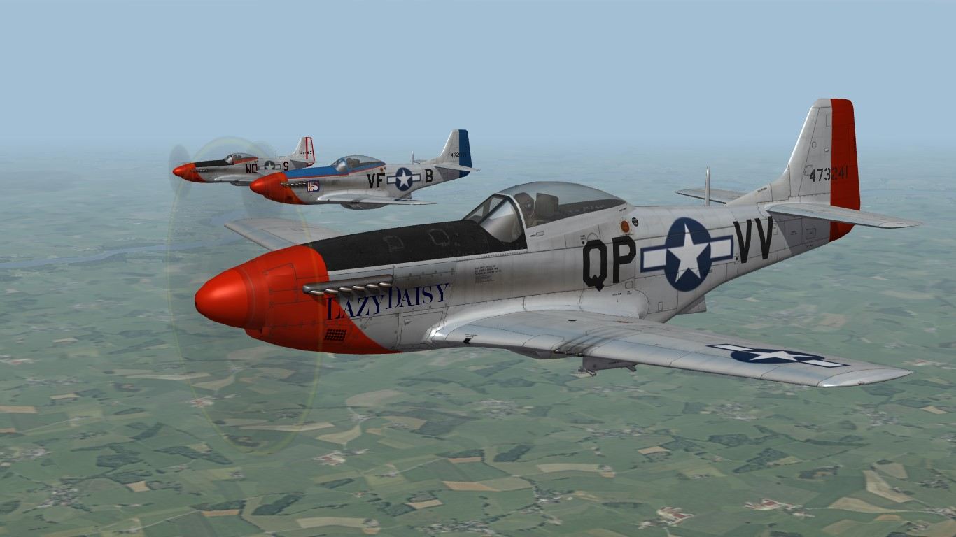 4th FG P-51 Mustang (TW)