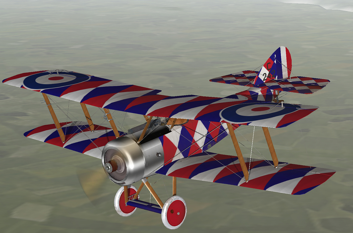 Sopwith Pup Trainer