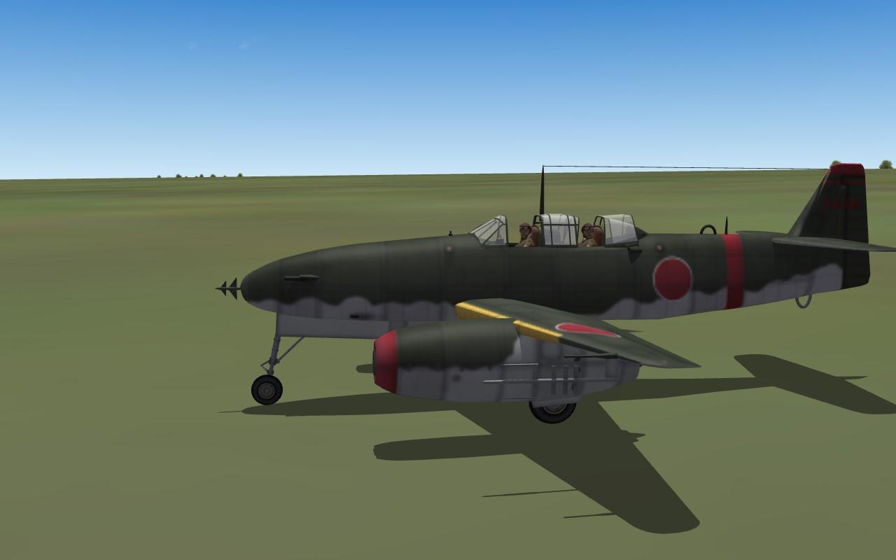 Nakajima J9N1-S Kikka Night Fighter