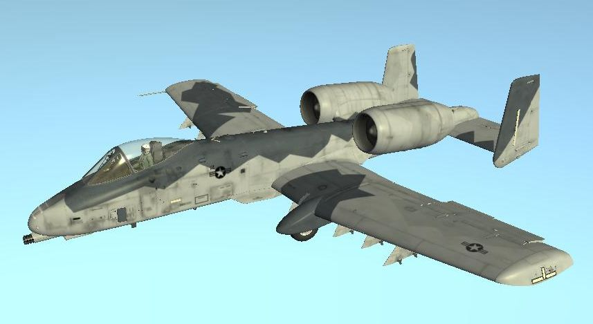 A-10 Ferris Splinter [Fictional]
