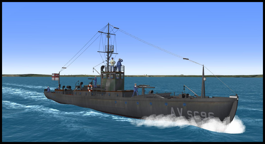 Royal Navy Subchaser