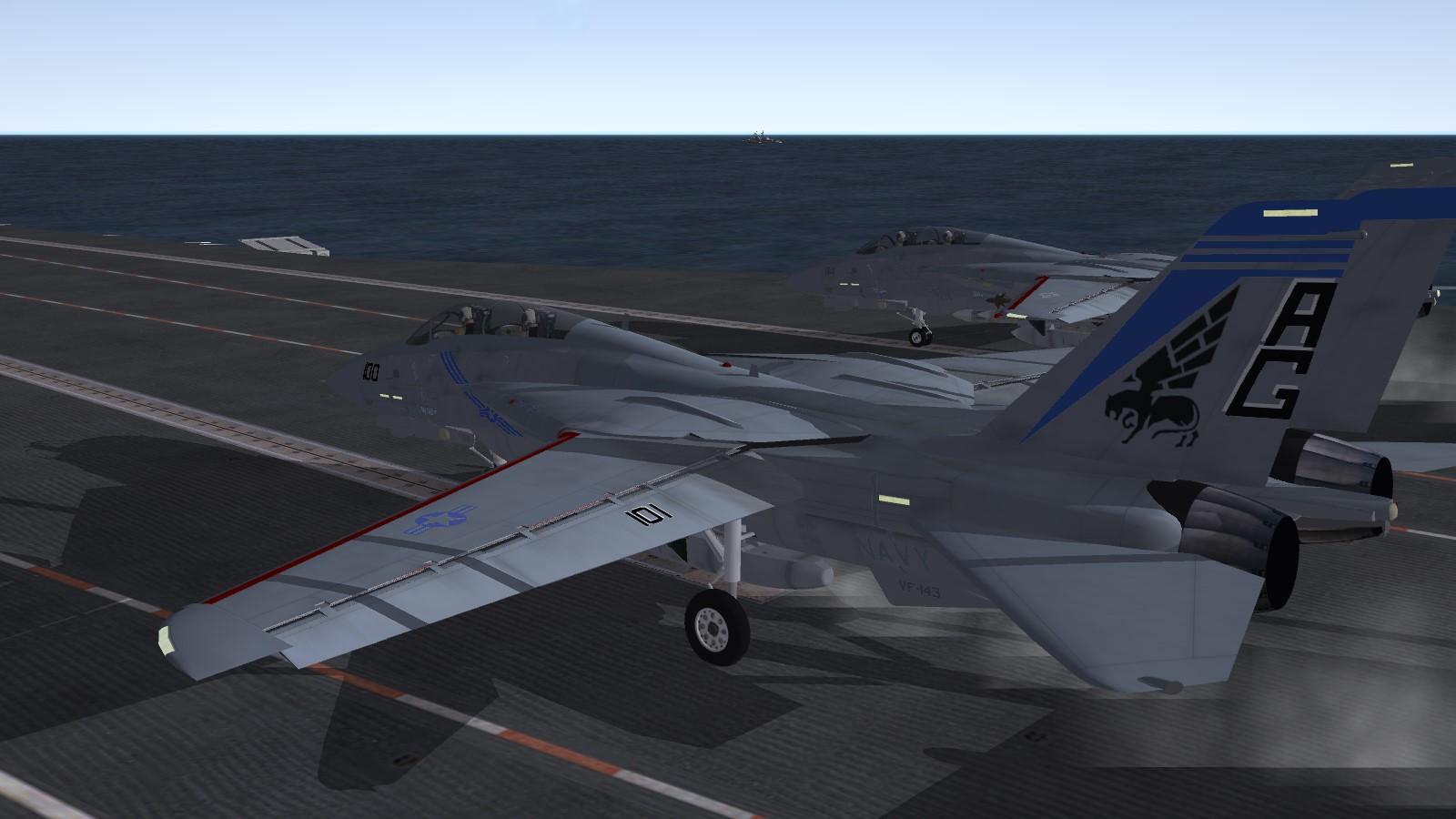 VF-143 Pukin' Dogs 1998-2001