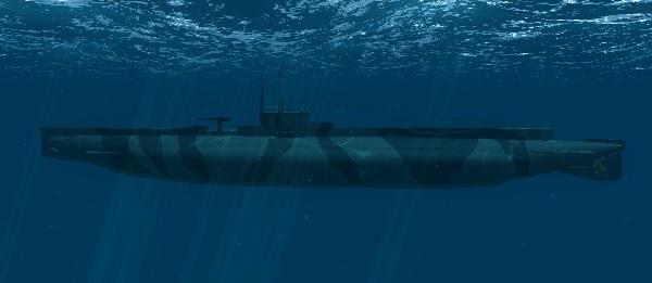 British E Class Submarine