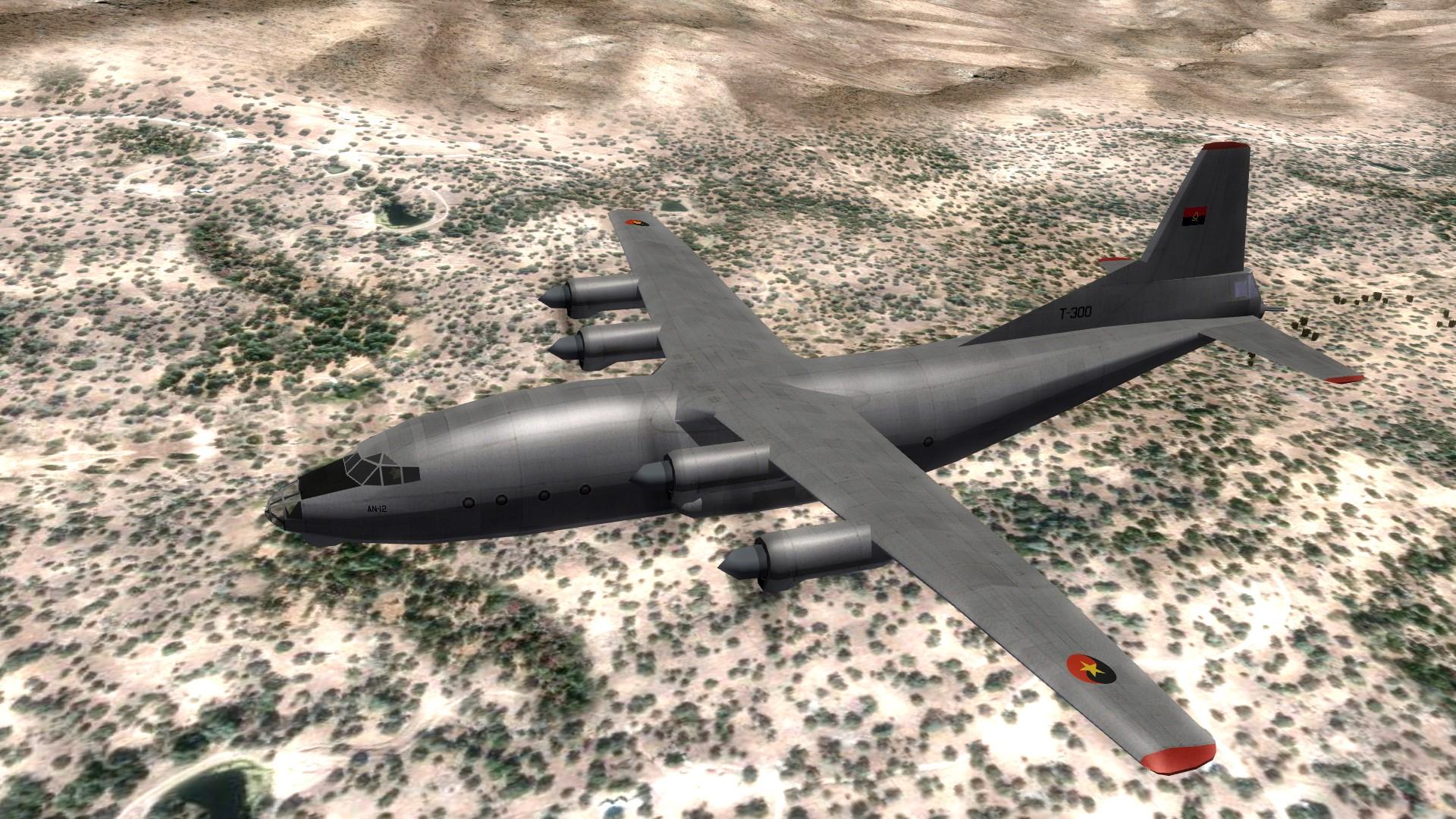 """An-12 """"CUB"""" & bonus An-8 """"CAMP"""""""
