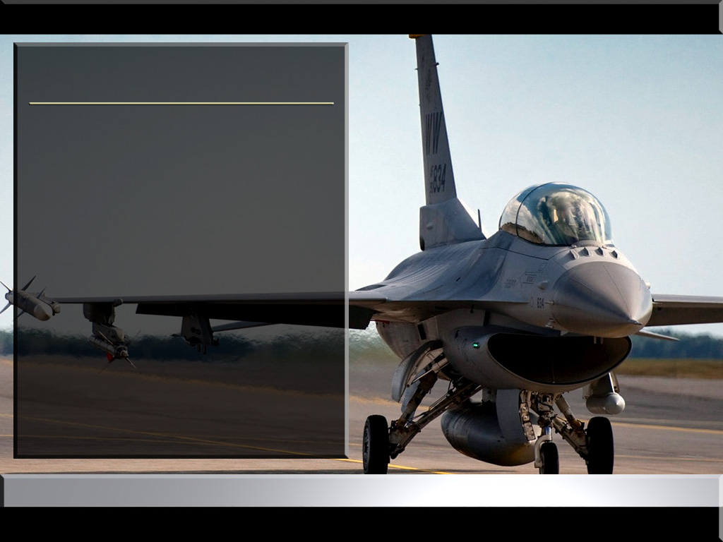 My Collection of F-16 Fighting Falcon (for Dave?) Hangar and Loading Screens!