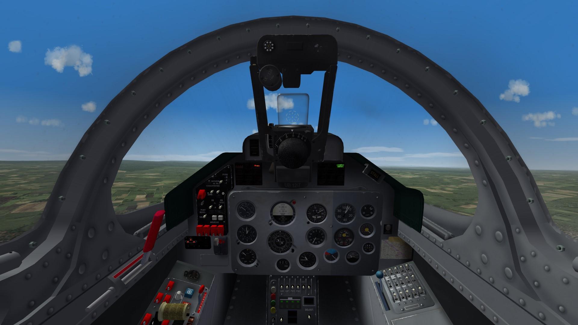 Aero L-39 cockpit repaint.zip