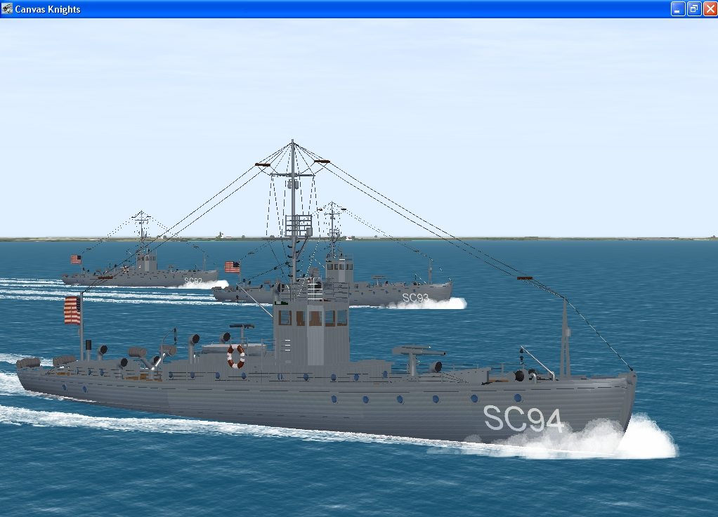 Allied Subchaser