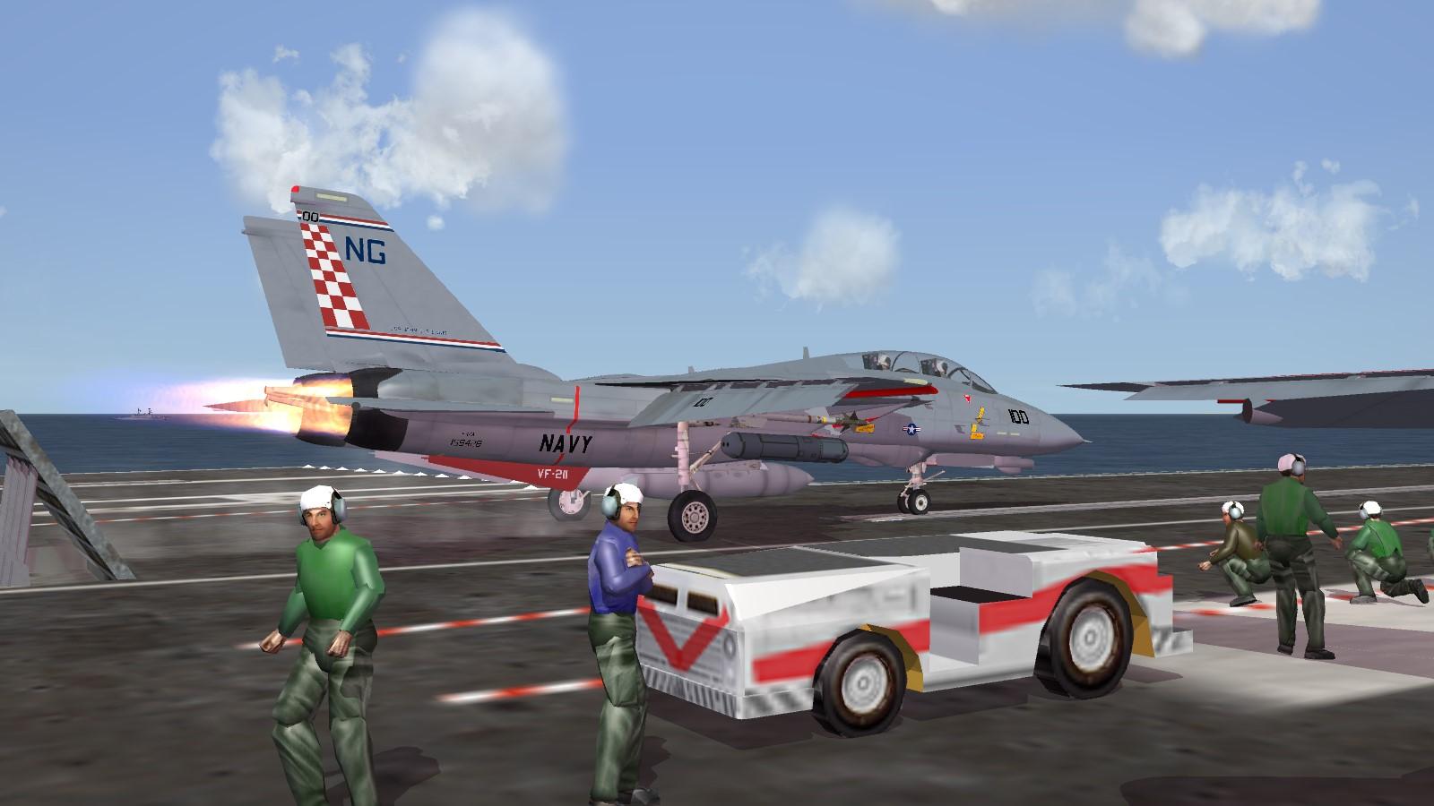 VF-211 Checkmates 1998-2002