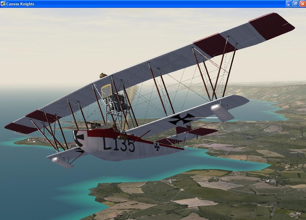Lohner L Flying Boat