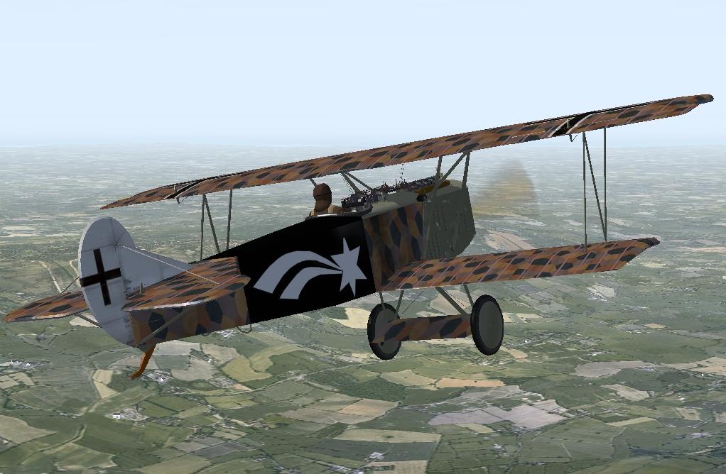 Jasta 30 Fokker D7
