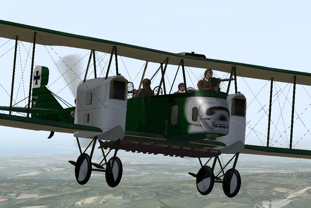 KAGOHL 2 Gotha G IV