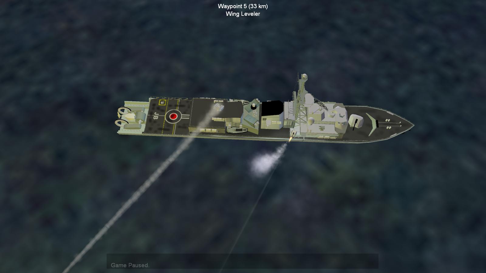 Dupleix F70 Frigate