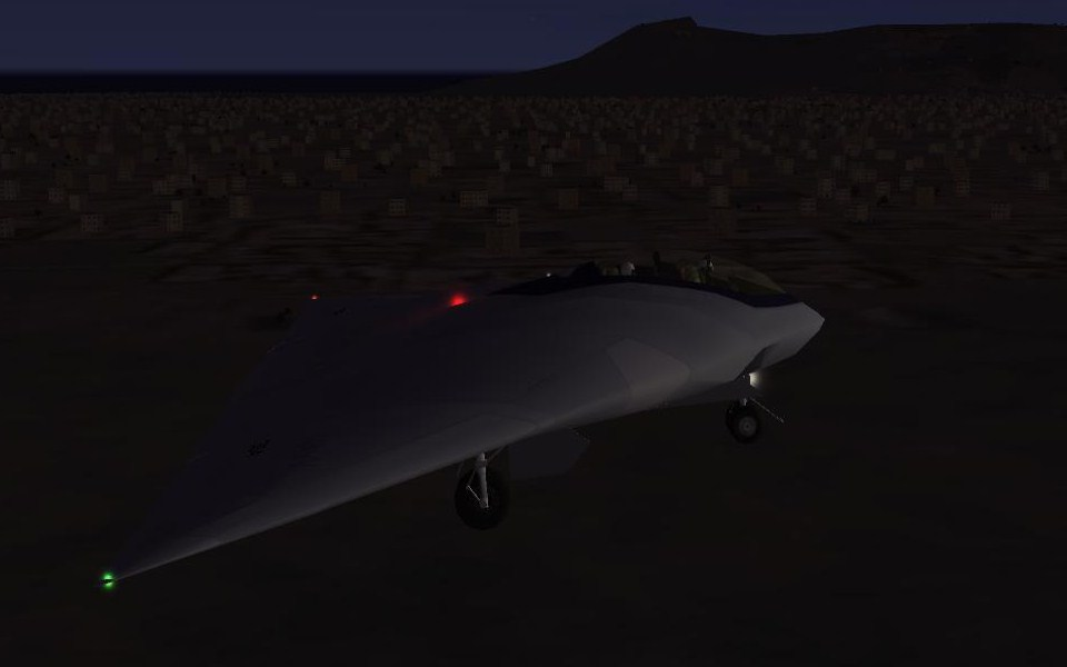 A-12 Avenger II Lights (How to add to the data.ini)
