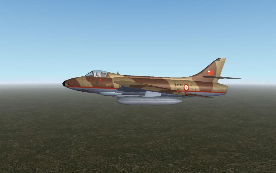 Hunter FR10, FR59, Mk73(FR10) and Mk76(FR10) for WOE