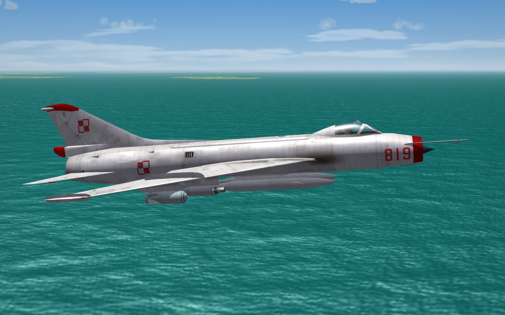 "Su-7 ""FITTER-A"" Super Pack"