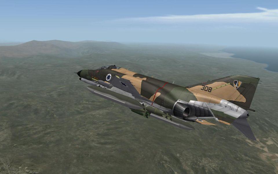 F-4E Karpada for WOI (TMF model/TW skin)