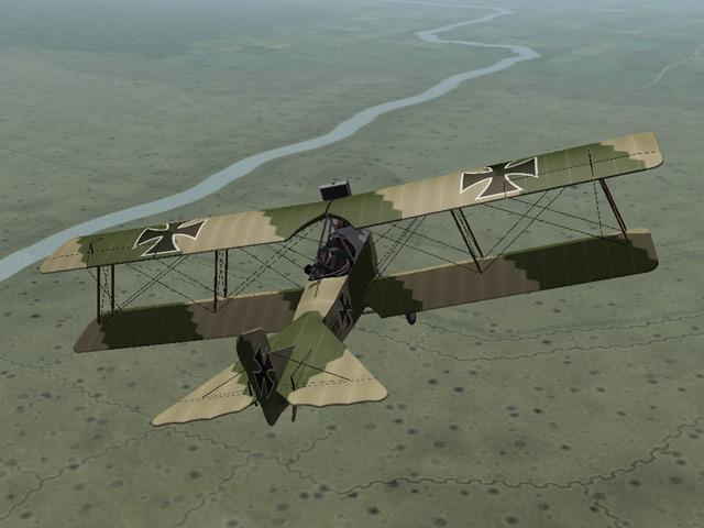 Hansa-Brandenburg C.I - 3 pack
