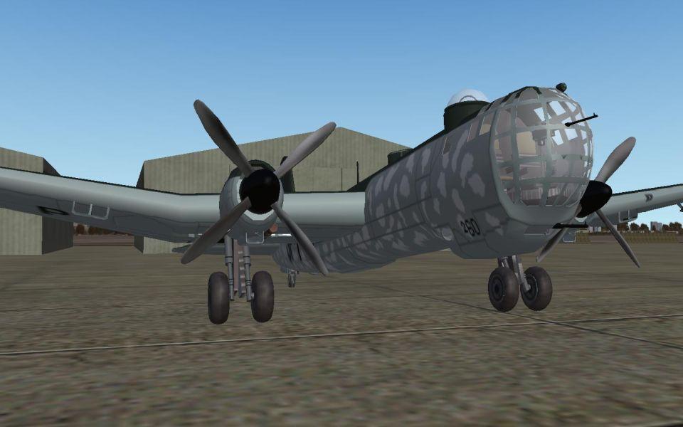 Heinkel He-177 A6/R1
