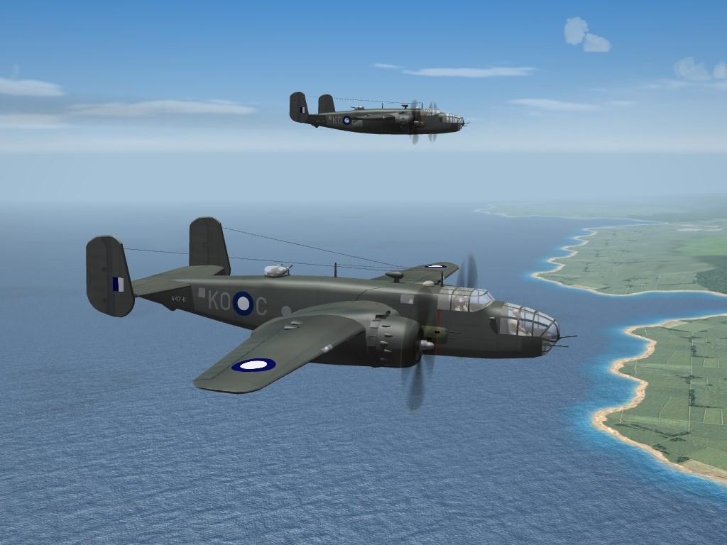 SF2 WW2 PTO B-25D Mitchell, RAAF