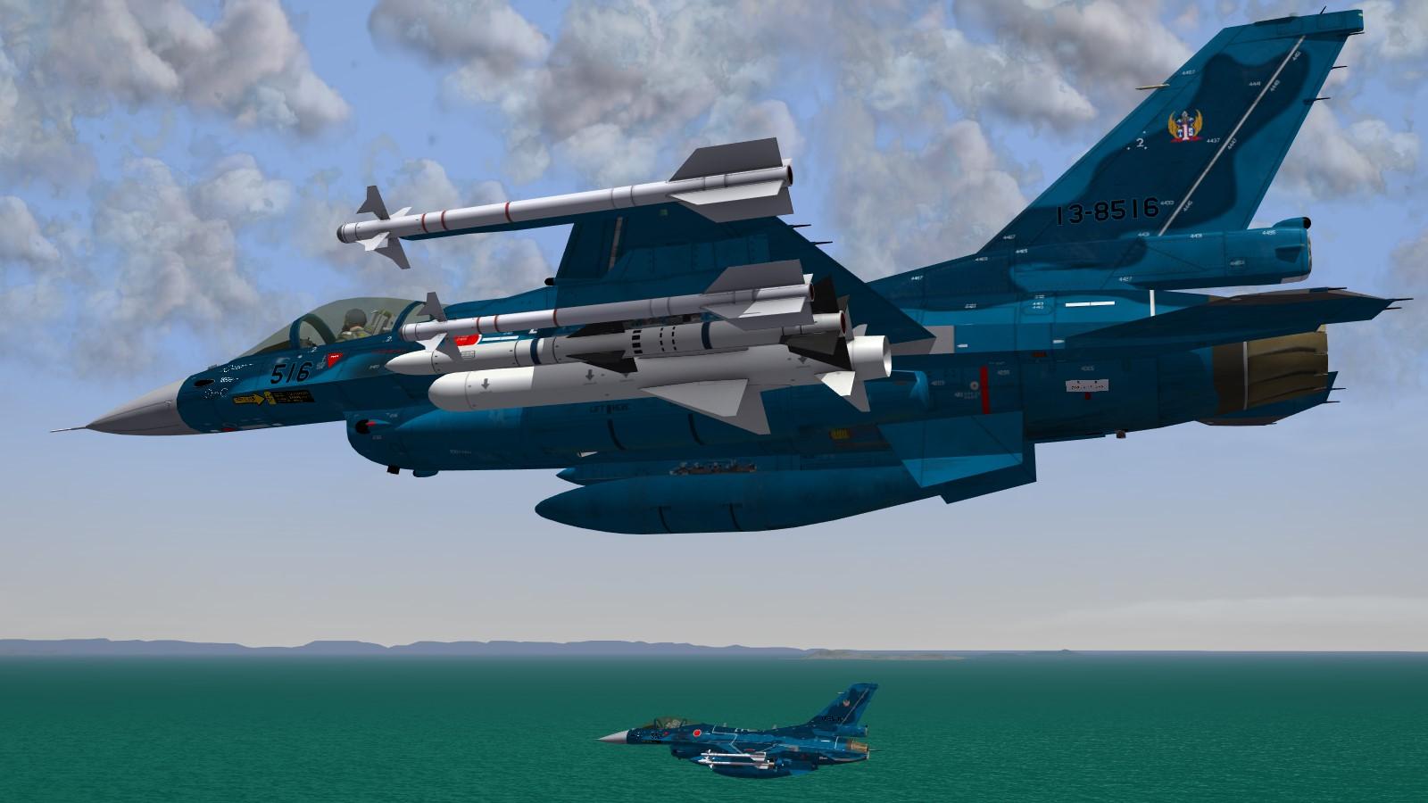 JASDF Weapon Pack