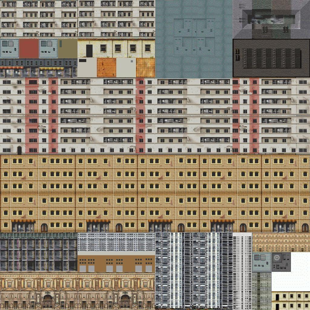 Euro/Med Buildings V3
