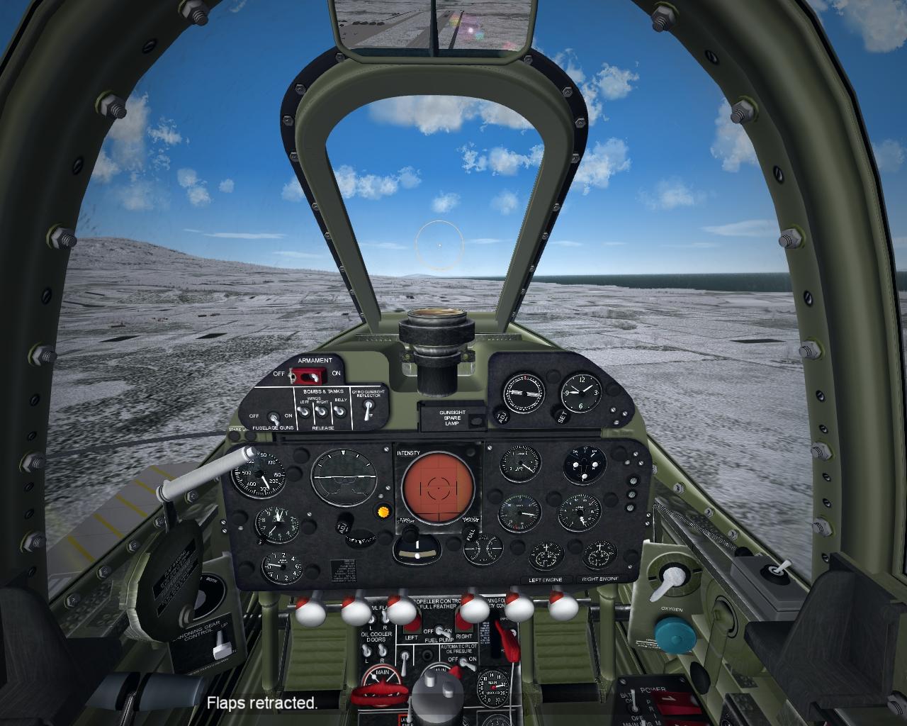 Grumman F7F Tigercat cockpits pack