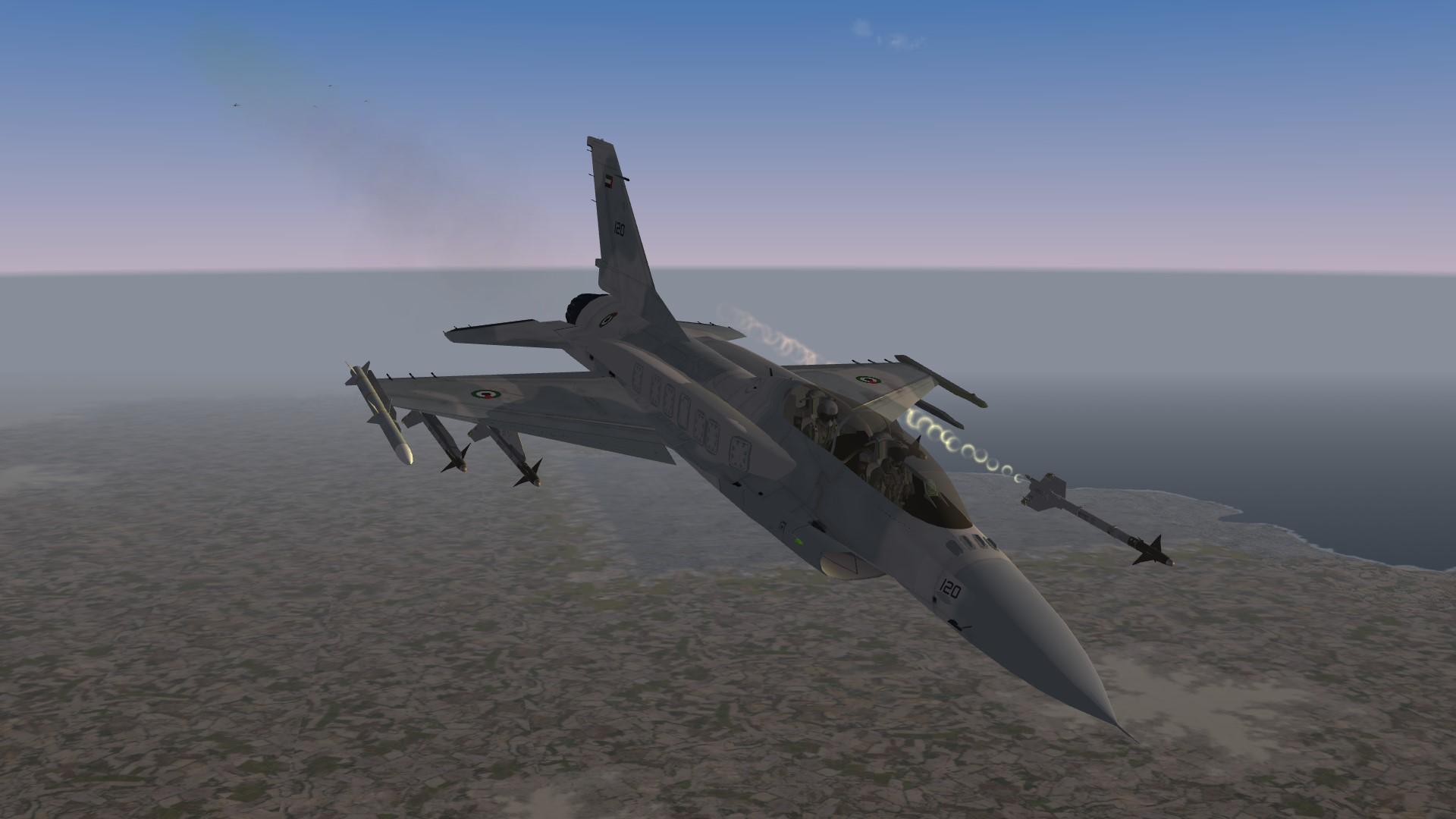 F-16E/F Block 60 Desert Falcon Pack