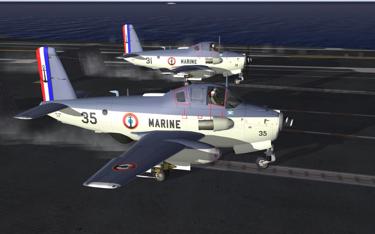 Breguet Br.1050 Early Versions