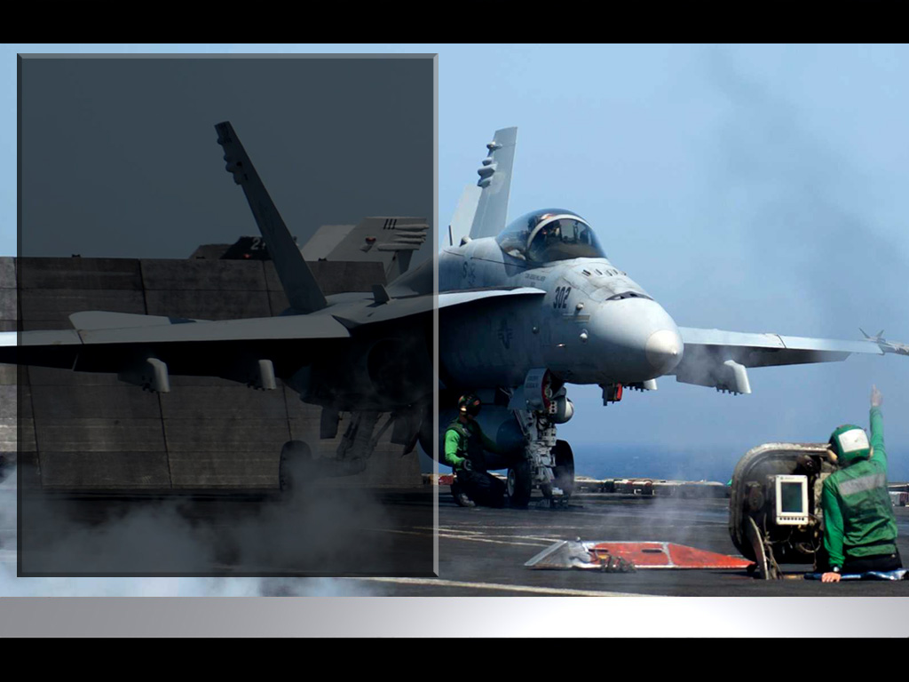 SF2 New Hangar, Loading, and Loadout Screens for F/A-18A/B/C/D Version 2.0