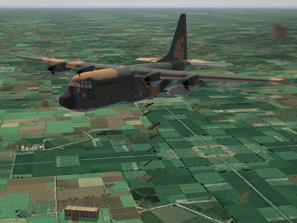 PAF C-130B SF2