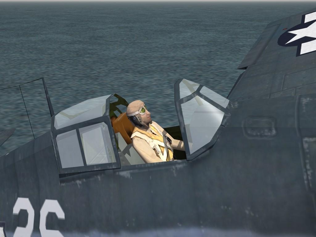 SF2 WW2 Pilot Figures Pack