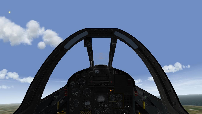 New Mirage V sights
