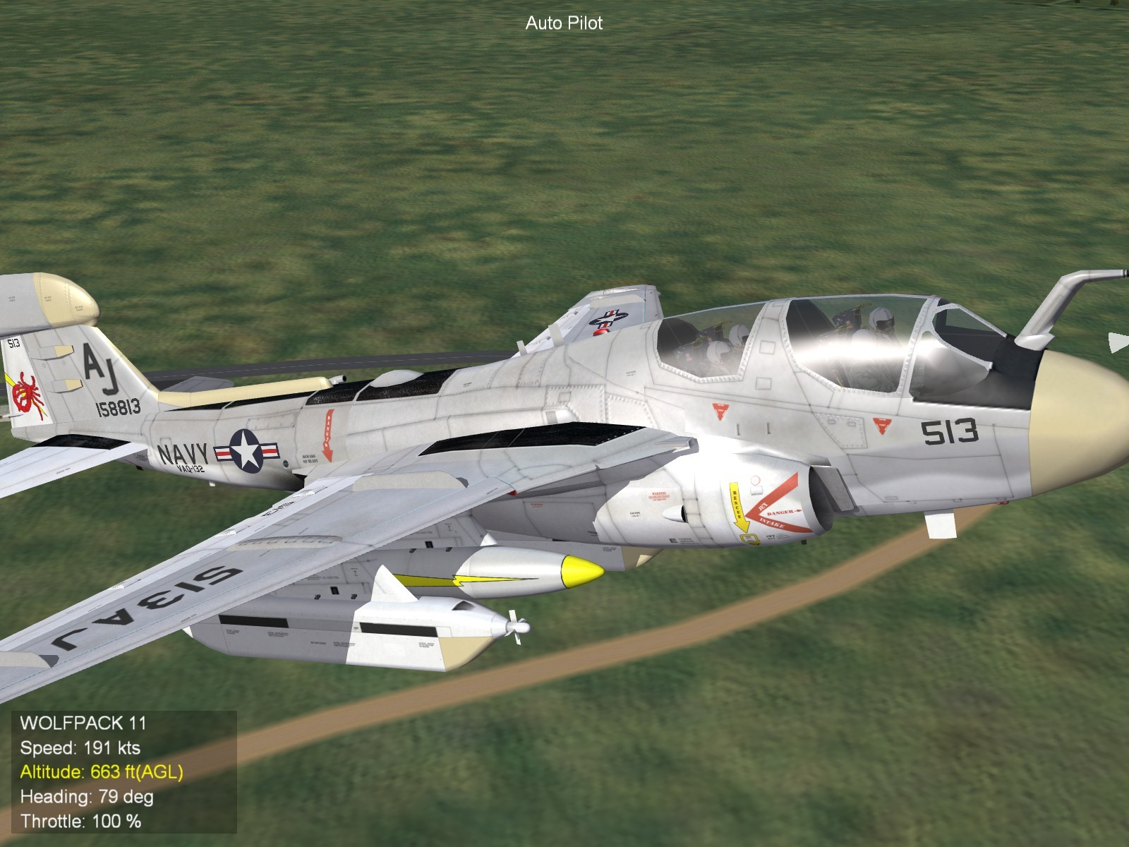 A-6 Superpack - A-6 - CombatACE