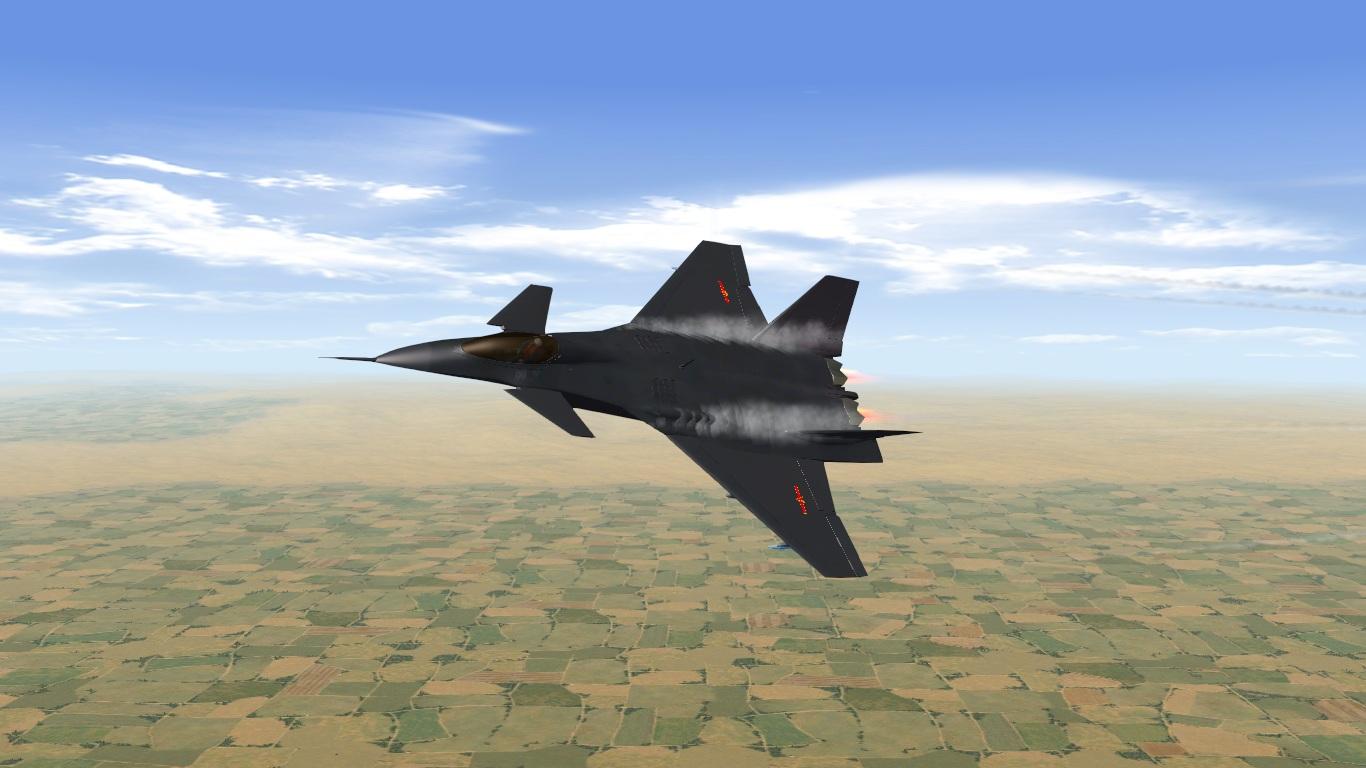 J-14 fighter