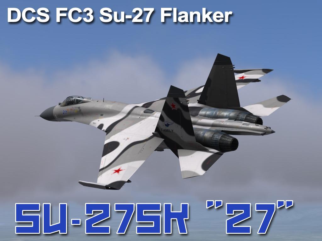 Su-27SK #27 (1998)