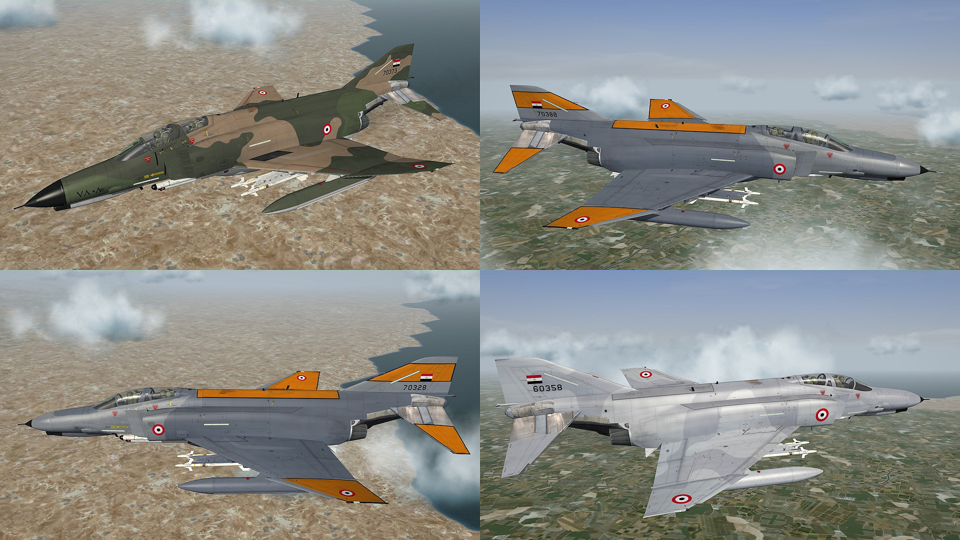 F-4E EAF - Thirdwire: Strike Fighters 2 Series - File